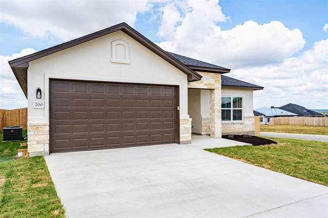 137 Citation Drive, Jarrell, TX 76537 (#8952753) :: The Summers Group