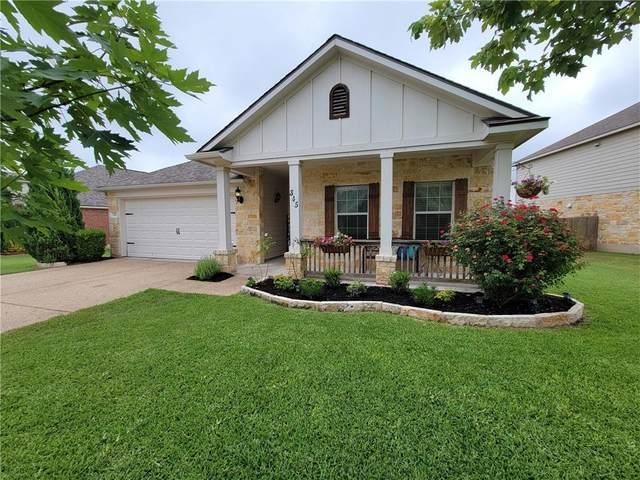 345 King Elder Ln, Leander, TX 78641 (#8953800) :: Zina & Co. Real Estate