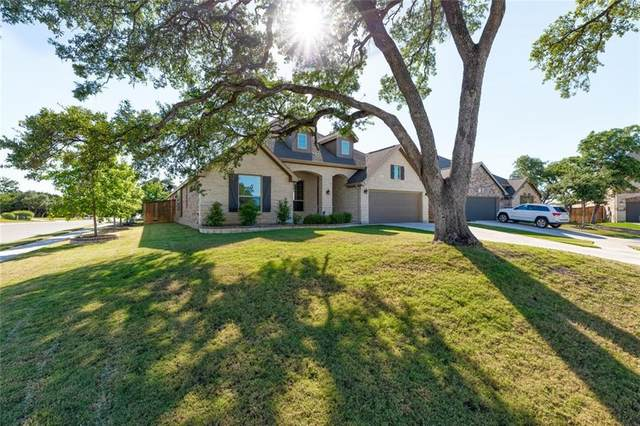 4100 Flowstone Ln, Round Rock, TX 78681 (#8954833) :: Service First Real Estate