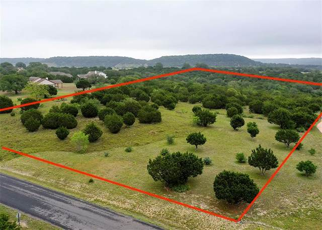 Lot 348 & 349 Whitewater Dr, Bertram, TX 78605 (#8956461) :: The Perry Henderson Group at Berkshire Hathaway Texas Realty