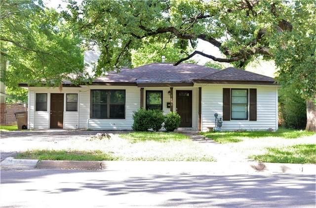 1408 Fairwood Rd, Austin, TX 78722 (#8957099) :: The Perry Henderson Group at Berkshire Hathaway Texas Realty