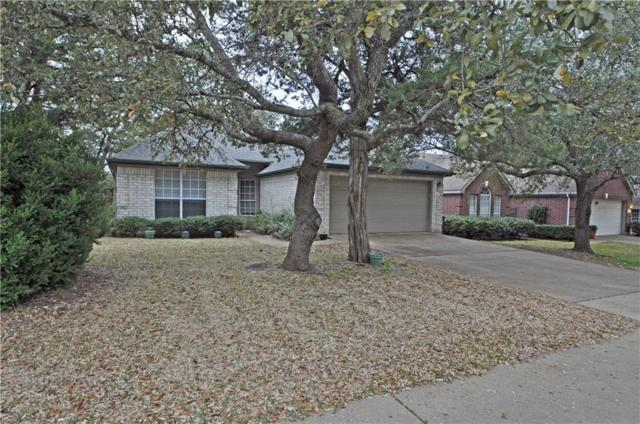 1809 Sequoia Dr, Leander, TX 78641 (#8958125) :: Ben Kinney Real Estate Team