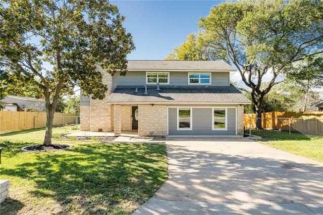 1200 Dunman Dr, Georgetown, TX 78628 (#8959496) :: Papasan Real Estate Team @ Keller Williams Realty