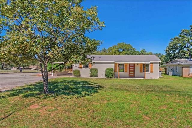 5203 County Road 309 Rd, Kingsland, TX 78639 (#8961263) :: Ben Kinney Real Estate Team