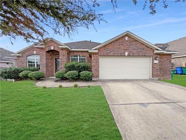 1449 Faber Dr, Pflugerville, TX 78660 (MLS #8962142) :: Vista Real Estate