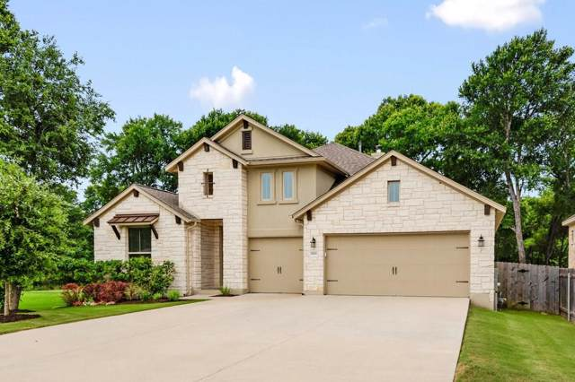 1703 Manada Trl, Cedar Park, TX 78641 (#8965387) :: The Perry Henderson Group at Berkshire Hathaway Texas Realty