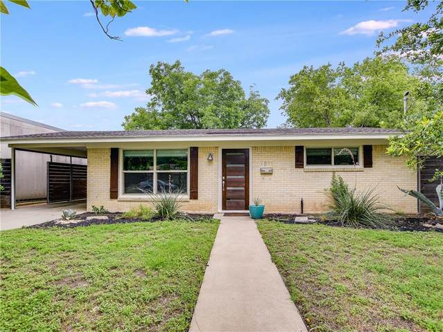 7811 Gault St, Austin, TX 78757 (MLS #8969382) :: Brautigan Realty
