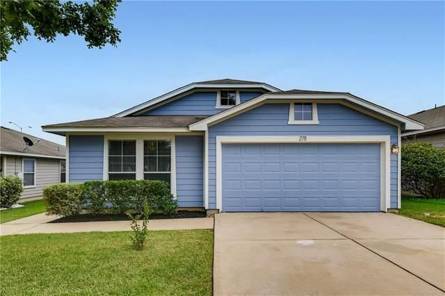 2711 Amberglow Ct, Round Rock, TX 78665 (#8971548) :: Papasan Real Estate Team @ Keller Williams Realty