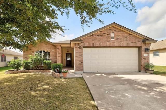 218 Killian Loop, Hutto, TX 78634 (#8971628) :: Papasan Real Estate Team @ Keller Williams Realty
