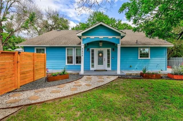 5405 Manor Rd, Austin, TX 78723 (#8972393) :: Papasan Real Estate Team @ Keller Williams Realty