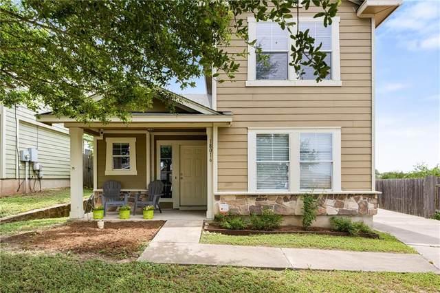 18016 Belfry Pass, Manor, TX 78653 (#8975408) :: Papasan Real Estate Team @ Keller Williams Realty