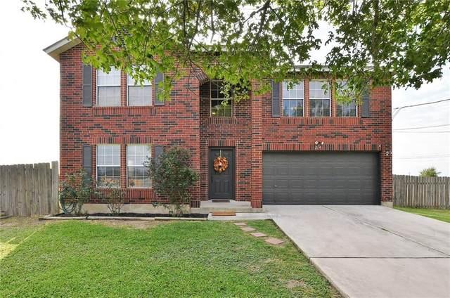 274 Michelle Cv, Kyle, TX 78640 (#8975697) :: Papasan Real Estate Team @ Keller Williams Realty