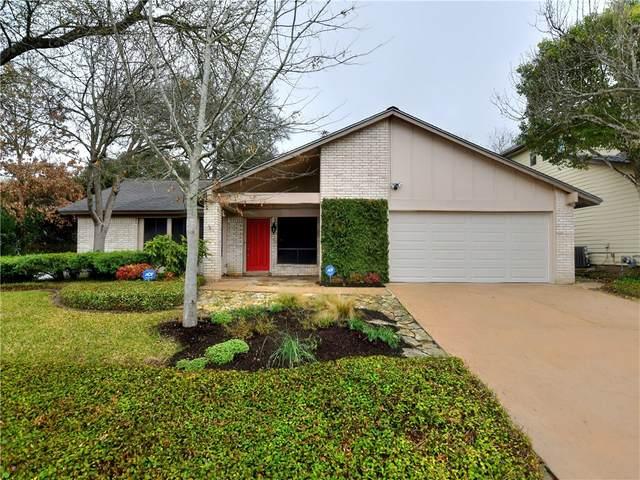 6709 Blarwood Dr, Austin, TX 78745 (#8975934) :: Ben Kinney Real Estate Team