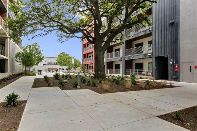 4361 S Congress Ave #523, Austin, TX 78745 (#8976912) :: Lauren McCoy with David Brodsky Properties