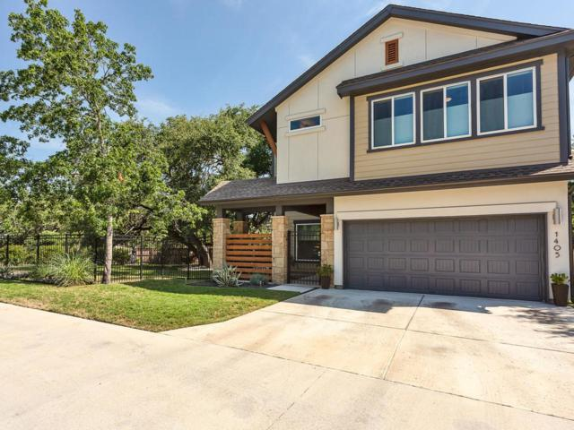 1405 Matthews Ln, Austin, TX 78745 (#8978730) :: Forte Properties
