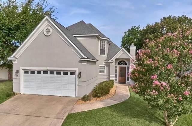 1508 W Lake Shores Cir, Huntsville, TX 77340 (#8980937) :: Papasan Real Estate Team @ Keller Williams Realty