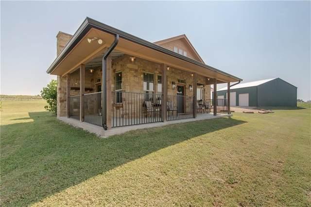 15397 Knob Hill Rd, Rogers, TX 76569 (MLS #8981091) :: Brautigan Realty