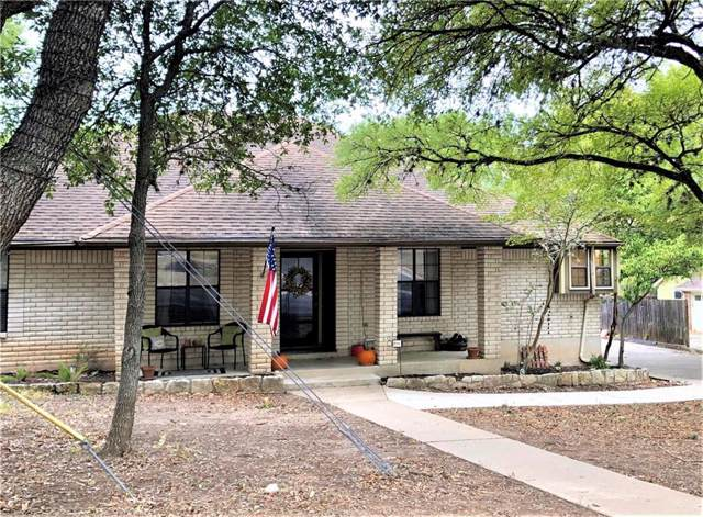 401 Hughson Dr, San Marcos, TX 78666 (#8981220) :: Papasan Real Estate Team @ Keller Williams Realty