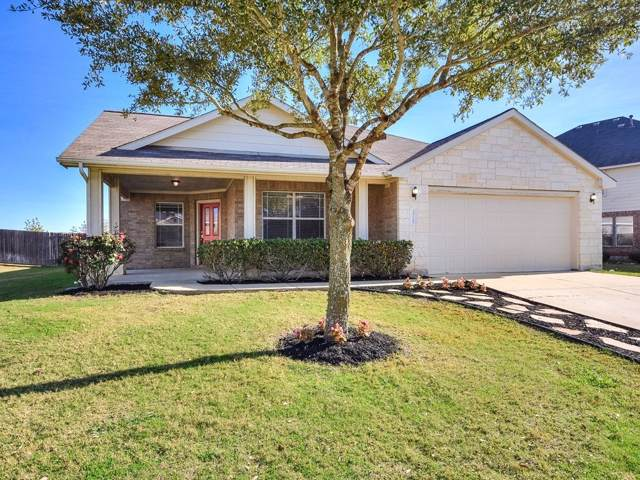 3716 Heron Roost Pass, Pflugerville, TX 78660 (#8981818) :: 12 Points Group