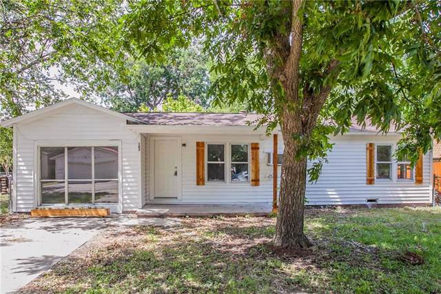 102 W Gibson, Thorndale, TX 76577 (#8982289) :: Realty Executives - Town & Country