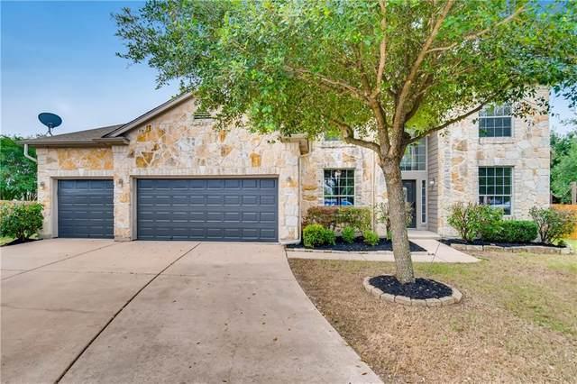 2805 Clinton Ct, Round Rock, TX 78665 (#8985873) :: Zina & Co. Real Estate