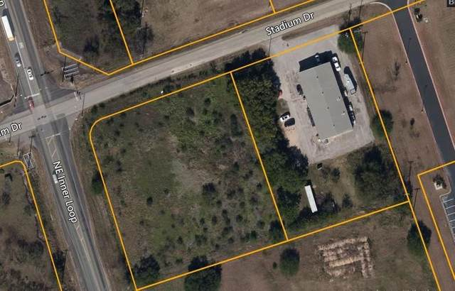 550 Stadium Dr, Georgetown, TX 78626 (#8986065) :: Papasan Real Estate Team @ Keller Williams Realty