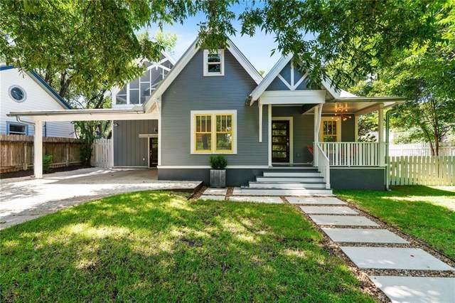 907 Juanita St, Austin, TX 78704 (#8986834) :: Papasan Real Estate Team @ Keller Williams Realty