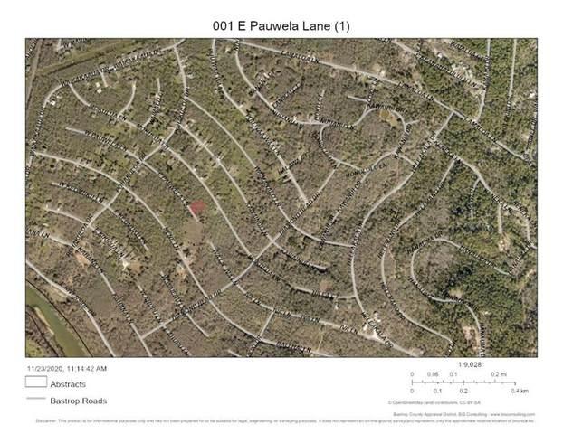 001 E Pauwela Ln, Bastrop, TX 78602 (#8989303) :: Lancashire Group at Keller Williams Realty