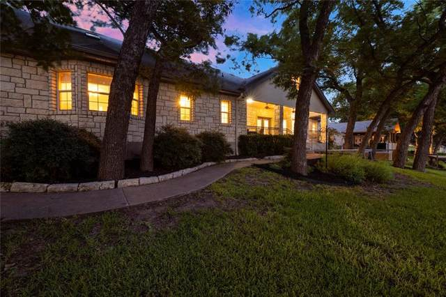 124 Bridgepoint Dr, Kingsland, TX 78639 (#8989357) :: Watters International