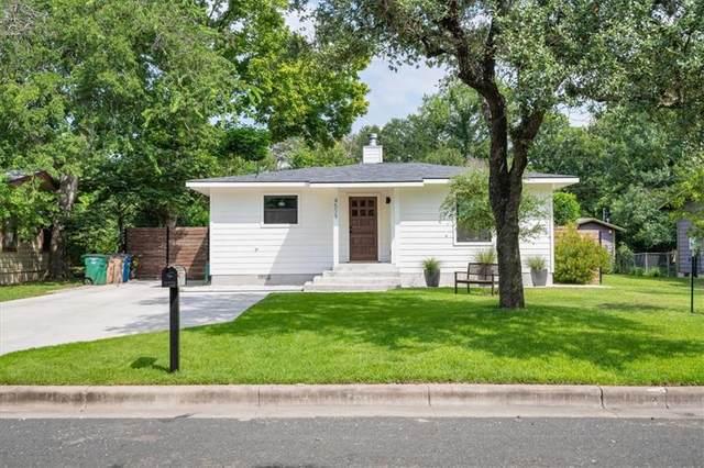 4509 Hank Ave, Austin, TX 78745 (#8989597) :: Papasan Real Estate Team @ Keller Williams Realty