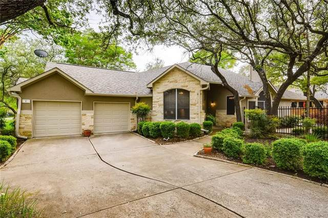 1 Troon Dr, Lakeway, TX 78738 (#8989685) :: Azuri Group | All City Real Estate