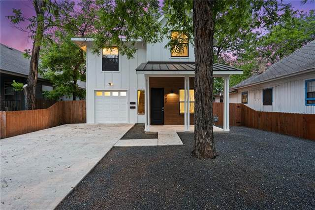 904 E 2nd St A, Austin, TX 78702 (#8991138) :: Papasan Real Estate Team @ Keller Williams Realty
