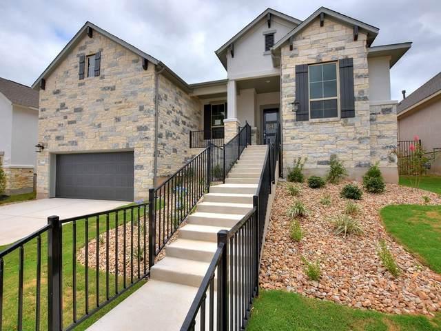 109 Tanali Trl, Georgetown, TX 78628 (#8992524) :: Ben Kinney Real Estate Team