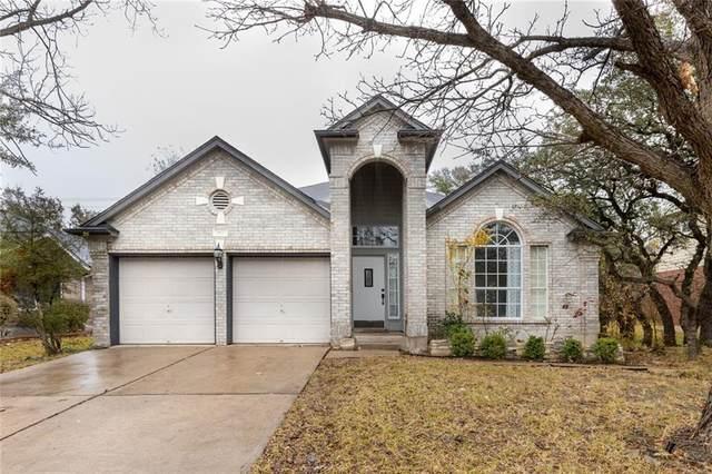 3822 Newland Dr, Round Rock, TX 78681 (#8993312) :: Papasan Real Estate Team @ Keller Williams Realty
