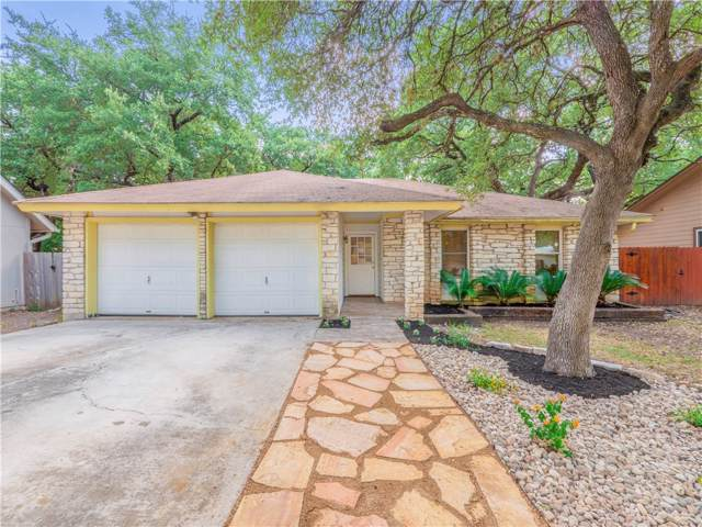 3613 Hillrock Dr, Round Rock, TX 78681 (#8994043) :: The Heyl Group at Keller Williams
