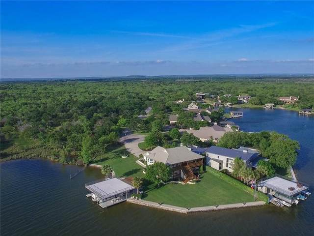 335 Wilderness Dr W, Marble Falls, TX 78654 (#8994489) :: 12 Points Group