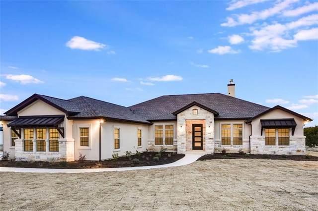 534 W Bartlett Dr, Buda, TX 78610 (#8994623) :: Papasan Real Estate Team @ Keller Williams Realty