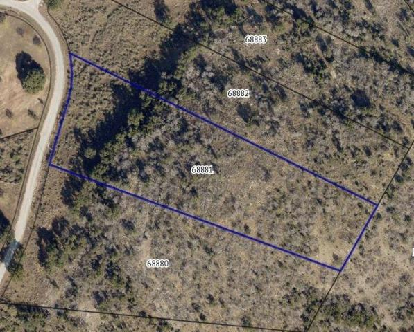 LOT 1314 Quarter Horse Cir, Kingsland, TX 78639 (#8995675) :: The ZinaSells Group