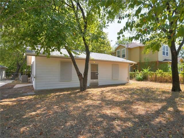 5409 Bennett Ave, Austin, TX 78751 (#8996188) :: The Heyl Group at Keller Williams