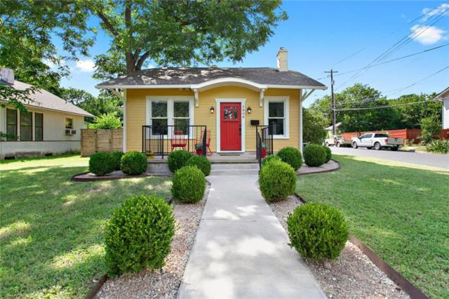2808 Lafayette Ave, Austin, TX 78722 (#8996628) :: The Heyl Group at Keller Williams