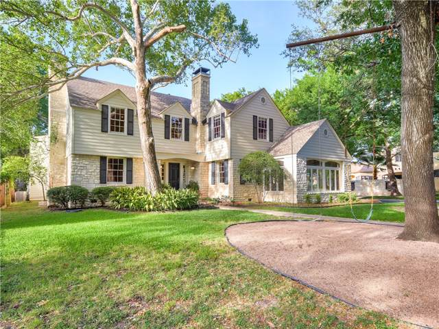 1500 Wooldridge Dr, Austin, TX 78703 (#9000455) :: The Perry Henderson Group at Berkshire Hathaway Texas Realty