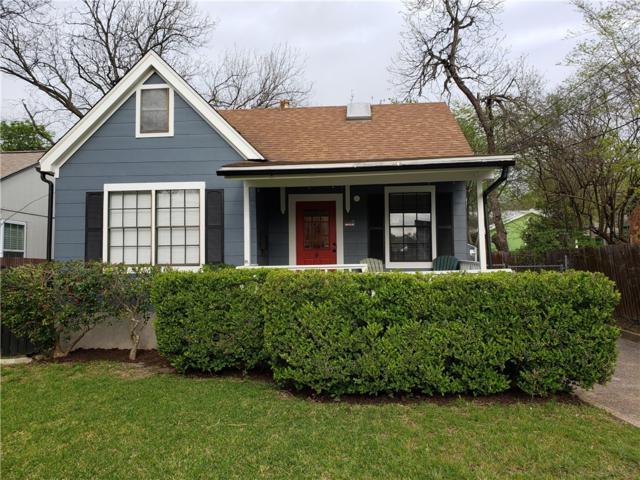 3402 Werner Ave, Austin, TX 78722 (#9001810) :: Lancashire Group at Keller Williams Realty