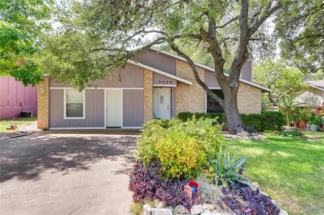 7908 Croftwood Dr, Austin, TX 78749 (#9003279) :: Papasan Real Estate Team @ Keller Williams Realty