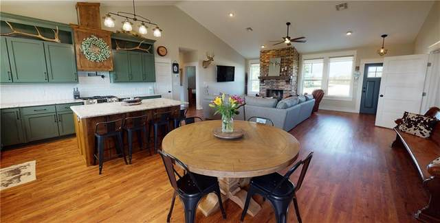 1551 County Road 305, Lexington, TX 78947 (MLS #9003571) :: Green Residential