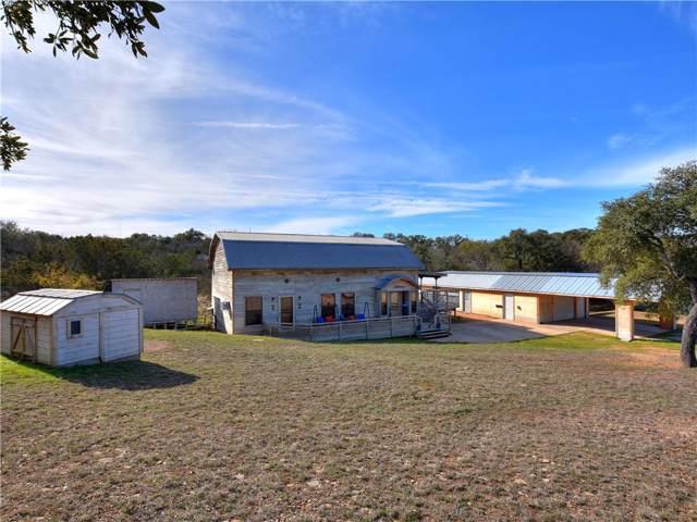 1103 County Road 133, Burnet, TX 78611 (#9004695) :: Zina & Co. Real Estate