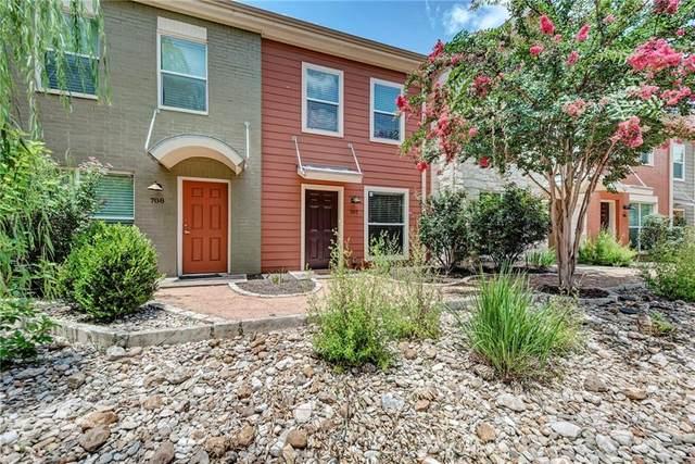 1101 Grove Blvd #707, Austin, TX 78741 (#9005665) :: Papasan Real Estate Team @ Keller Williams Realty