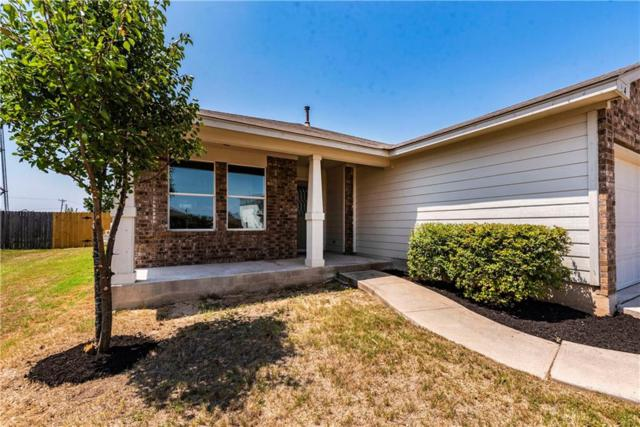 314 Mccoy Ln, Hutto, TX 78634 (#9006375) :: Van Poole Properties Group