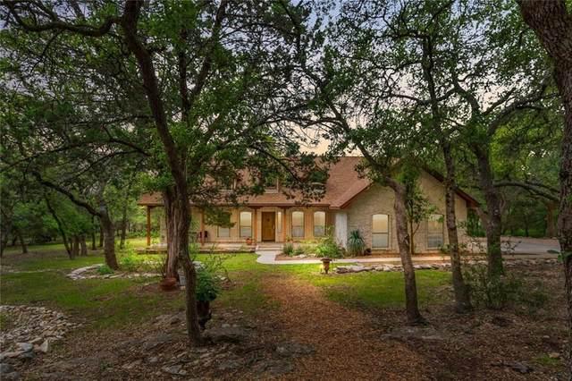 400 Arrowhead Pass, Wimberley, TX 78676 (#9006387) :: Papasan Real Estate Team @ Keller Williams Realty