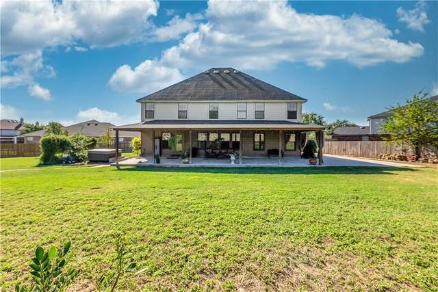 228 Silver Lace Ln, Round Rock, TX 78664 (#9007462) :: Papasan Real Estate Team @ Keller Williams Realty
