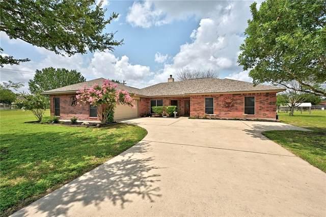 101 Shirley Ln, Georgetown, TX 78633 (#9007578) :: Papasan Real Estate Team @ Keller Williams Realty